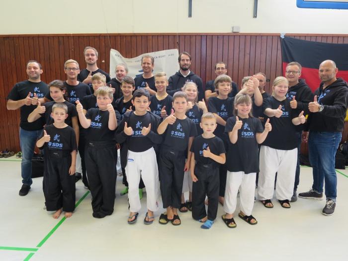 10 Deutsche Meister – German Open in Osterholz